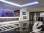バンコク スクンビットのホテル : シタディーヌ バンコク スクンビット 23 「Lobby」