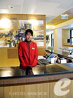 Reception : Citadines Bangkok Sukhumvit 8, Long Stay, Phuket
