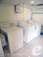 Laundry : Citadines Bangkok Sukhumvit 8, Swiming Pool, Phuket