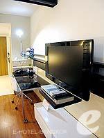 バンコク スクンビットのホテル : シタディーヌ バンコク スクンビット8(Citadines Bangkok Sukhumvit 8)のスタジオ エグゼクティブ(シングル)ルームの設備 Facilities