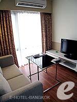 バンコク スクンビットのホテル : シタディーヌ バンコク スクンビット8(Citadines Bangkok Sukhumvit 8)の1 ベッドルーム デラックス(シングル)ルームの設備 Kitchen