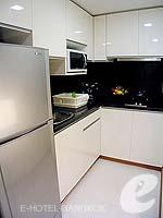 バンコク スクンビットのホテル : シタディーヌ バンコク スクンビット8(Citadines Bangkok Sukhumvit 8)の1 ベッドルーム デラックス(シングル)ルームの設備 Facilities