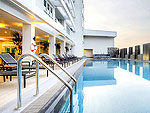 Swimming Pool : Classic Kameo Hotel & Serviced Apartments Ayutthaya, Serviced Apartment, Phuket
