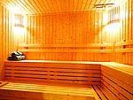 パタヤ ラヨーンのホテル : クラッシック カメオ ホテル & サービスド アパートメント ラヨーン 「Sauna」