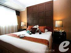 バンコク スクンビットのホテル : CNC レジデンス(CNC Residence)のお部屋「1ベッド スイート ウィズ ブレックファースト」