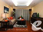 バンコク スクンビットのホテル : CNC レジデンス(CNC Residence)の2 ベッド スイート ウィズ ブレックファーストルームの設備 Room View