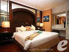 バンコク スクンビットのホテル : CNC レジデンス(CNC Residence)のお部屋「2 ベッド スイート ウィズ ブレックファースト」