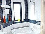 バンコク スクンビットのホテル : CNC レジデンス(CNC Residence)の2ベッドルーム スイート(ルーム オンリー)ルームの設備 Bath Room