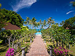 Exterior / Coco Palm Beach Resort, หาดแม่น้ำ