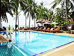 Swimming Pool : Coco Palm Beach Resort, Maenam Beach, Phuket