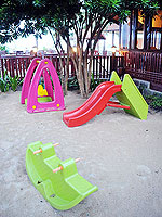 Kids Area : Coco Palm Beach Resort, Maenam Beach, Phuket