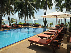 Coco Palm Beach Resort, Beach Front, Phuket