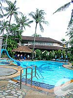 Swimming Pool : Coconut Village Resort, Patong Beach, Phuket