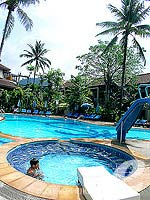 Kids Pool : Coconut Village Resort, Patong Beach, Phuket