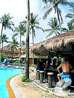 Poolside Bar : Coconut Village Resort, Patong Beach, Phuket