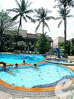 Kids Pool : Coconut Village Resort, under USD 50, Phuket