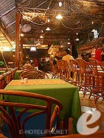 Italian Restaurant : Coconut Village Resort, Patong Beach, Phuket