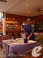 Italian Restaurant / Coconut Village Resort, หาดป่าตอง