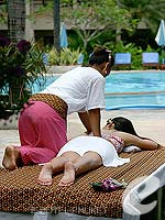 Thai Massage : Coconut Village Resort, Patong Beach, Phuket