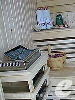 Dry Sauna : Coconut Village Resort, Patong Beach, Phuket