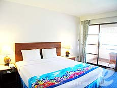 プーケット パトンビーチのホテル : ココナッツ ビレッジ リゾート(1)のお部屋「クラシック スタンダード」
