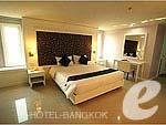 バンコク スワンナプーム空港周辺のホテル : コンビニエント グランド ホテル(Convenient Grand Hotel)のスーペリア(シングル)ルームの設備 Room View