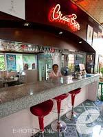 バンコク スワンナプーム空港周辺のホテル : コンビニエント リゾート バンコク 「Bar」