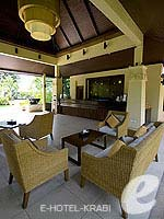Lobby : Crown Lanta Resort And Spa, 2 Bedrooms, Phuket