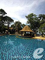 Swimming Pool : Crown Lanta Resort And Spa, Pool Access Room, Phuket
