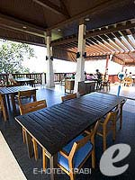Restaurant : Crown Lanta Resort And Spa, 2 Bedrooms, Phuket