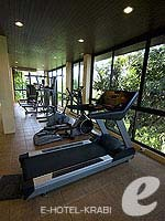 Fitness : Crown Lanta Resort And Spa, 2 Bedrooms, Phuket