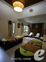 Infinity Spa : Crown Lanta Resort And Spa, 2 Bedrooms, Phuket