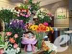 Flower Shop : Crowne Plaza Bangkok Lumpini Park, Swiming Pool, Phuket