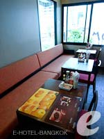 [Coffee Shop] : D Varee Diva Bally Silom, BTS Sala Daeng, Phuket