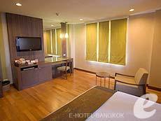 バンコク シーロム・サトーン周辺のホテル : ディー ヴァリー ディバ バリー シーロム(D Varee Diva Bally Silom)のお部屋「プレミア」