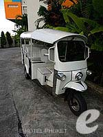 Tuk Tuk : DARA Hotel, Long Stay, Phuket