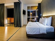 プーケット プーケットタウンのホテル : ダラ ホテル(1)のお部屋「ダラ スイート」