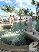 Jacuzzi : Dara Samui Beach Resort & Spa Villa, USD 100 to 200, Phuket