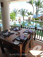 Restaurant : Dara Samui Beach Resort & Spa Villa, USD 100 to 200, Phuket