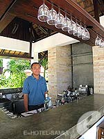 Beachside Bar : Dara Samui Beach Resort & Spa Villa, USD 100 to 200, Phuket