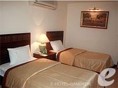 バンコク シーロム・サトーン周辺のホテル : デ アーニー バンコク(De Arni Bangkok)のお部屋「スーペリア」