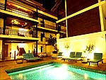 Swimming Pool : De Naga Chiang Mai, Old Town, Phuket