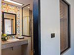 プーケット パトンビーチのホテル : ディーヴァナ パトン リゾート & スパ(Deevana Patong Resort & Spa)のスーペリア ガーデンルームの設備 Bath Room