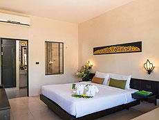 プーケット パトンビーチのホテル : ディーヴァナ パトン リゾート & スパ(1)のお部屋「スーペリア ガーデン」