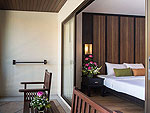 プーケット パトンビーチのホテル : ディーヴァナ パトン リゾート & スパ(Deevana Patong Resort & Spa)のスーペリア スパルームの設備 Bedroom
