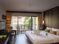 プーケット パトンビーチのホテル : ディーヴァナ パトン リゾート & スパ(1)のお部屋「スーペリア スパ」