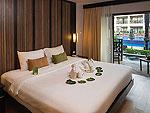プーケット パトンビーチのホテル : ディーヴァナ パトン リゾート & スパ(Deevana Patong Resort & Spa)のデラックス(ウィズ ジャグジー)ルームの設備 Room View