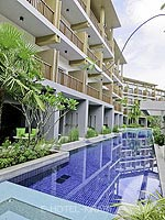 Swimming Pool : Deevana Plaza Krabi, USD 100 to 200, Phuket