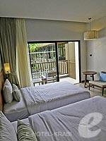 クラビ 10,000~20,000円のホテル : ディーヴァナ プラザ クラビ(Deevana Plaza Krabi)のデラックス ルームルームの設備 Room View