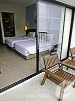 クラビ 10,000~20,000円のホテル : ディーヴァナ プラザ クラビ(Deevana Plaza Krabi)のデラックス ルームルームの設備 Balcony